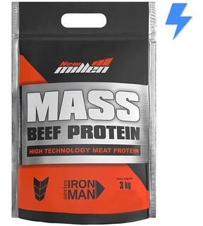 Hipercalórico Mass Beef Protein 3kg - New Millen