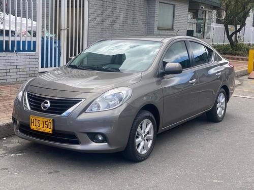 Nissan Versa Advance 1.600 Cc Automatico
