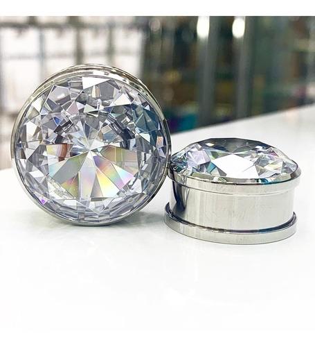 Imagen 1 de 1 de Piercing Expansor Zirconio 16,19, 22mm Piercing Argentina ®