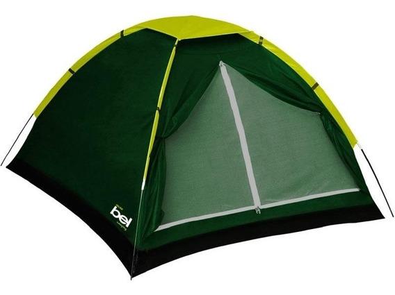 Barraca Para Camping Iglu Para Até 4 Lugares 102400 Belfix