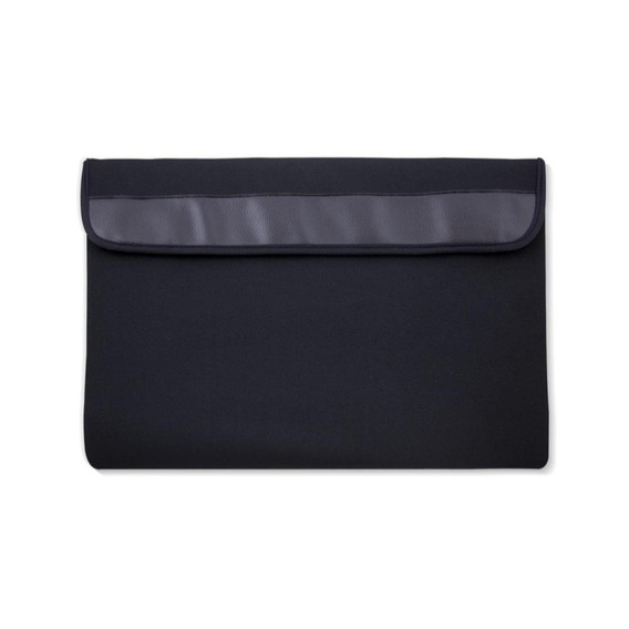 Capa Case Para Notebook Neoprene 17.3 Polegadas - Preto