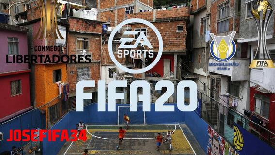 Fifa 20 Offline Origin + Super Patch Brasileirao Atualizado