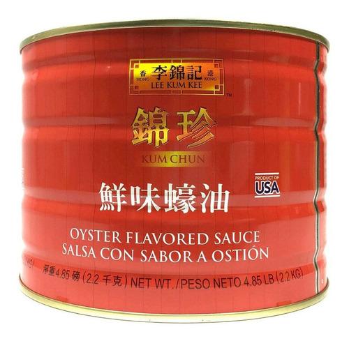 Imagen 1 de 1 de Salsa De Ostión, Lee Kum Kee, 2.2kg