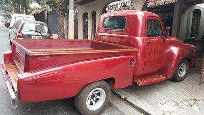 Pick-up Caminhonete Chevrolet 1962, Antiga, Ótimo Estado