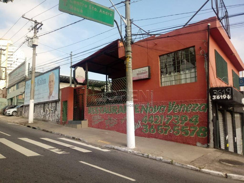 Imagem 1 de 7 de Terreno À Venda, 740 M² Por R$ 3.500.000 - Campestre - Santo André/sp - Te0420
