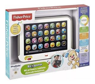 Fisher Price Tablet Bebe Jugueteria Baby Kingdom Ramos Mejia