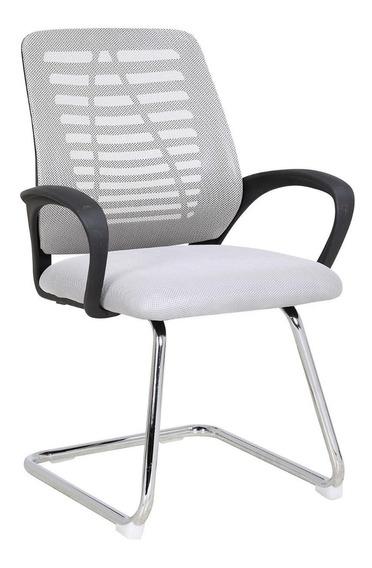 Cadeira Base Fixa Vegas Cinza