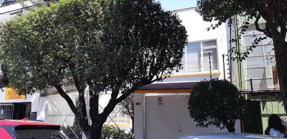 Casa Con Departamento Independiente En Renta, Nva Sta Maria