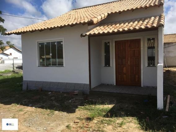 713 - Venda Casa Pronta Para Morar