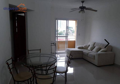 Apartamento Com 2 Dormitórios Para Alugar, 65 M² Por R$ 1.500/mês - Jardim Apolo - São José Dos Campos/sp - Ap5626