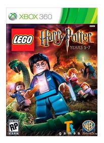 Lego Harry Potter Years 5-7 Xbox360 Mídia Física Lacrado