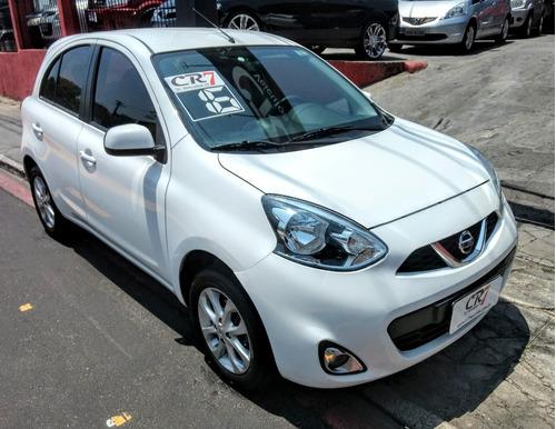 Nissan March 1.6 16v Sv 5p