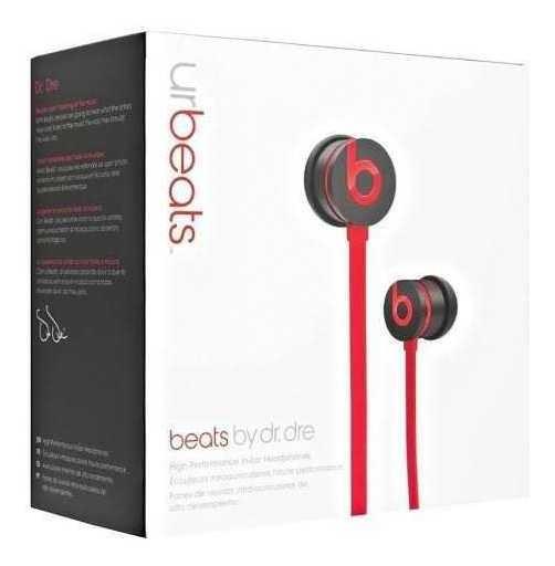Fone De Ouvido Intra Auricular Urbeats Beats