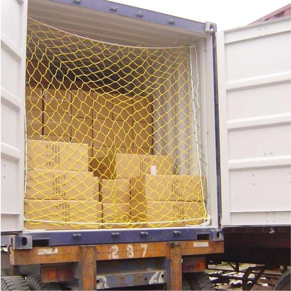 Rede Elástica Pra Divisão De Carga,bau,caminhões,retenção Pt