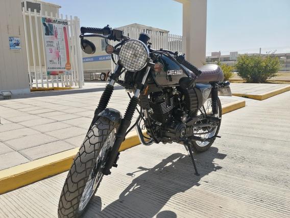 Motomel Cafe Racer