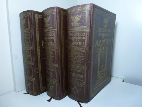 Dicionario Enciclopedico De La Masoneria - Maçonaria