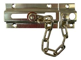 fe180176f Pasador Con Cadena Para Puerta - Seguridad para el Hogar en Mercado ...