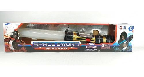 Espada Para Niños Luces Y Sonidos Star Wars Tienda Cod 1517