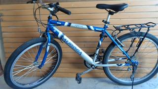 Bicicleta Aurora 500 St Kawell Color Azul Villa Devoto