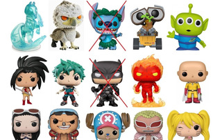 Rebajas Funko Pop! Anime Disney Marvel - Consultar