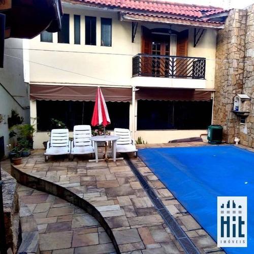 Imagem 1 de 28 de Sobrado À Venda, 580 M² Por R$ 3.200.000,00 - Ipiranga - São Paulo/sp - So0446