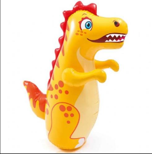 Dinosaurio Inflable Modelo Animal Boxeador Para La Diversión