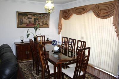 Excelente Apartamento Para Venda No Edifício Maria Alcolea, 174m² - Ap1145