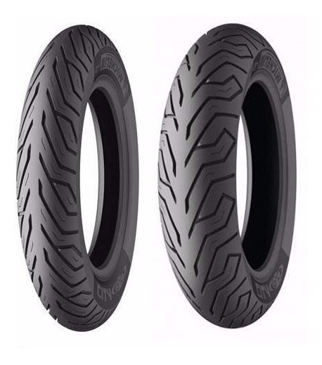 Par Pneu 110/70-16 + 130/70-16 Michelin City Grip Citycom