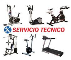 Mantenimiento Reparacion Repuestos Elipticas Spinning Gym