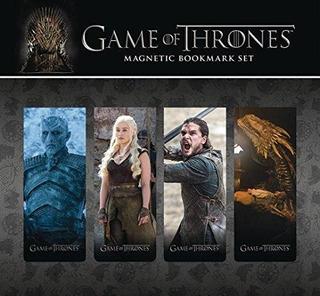 Bkmk-game Of Thrones Magnetic : Dark Horse Deluxe
