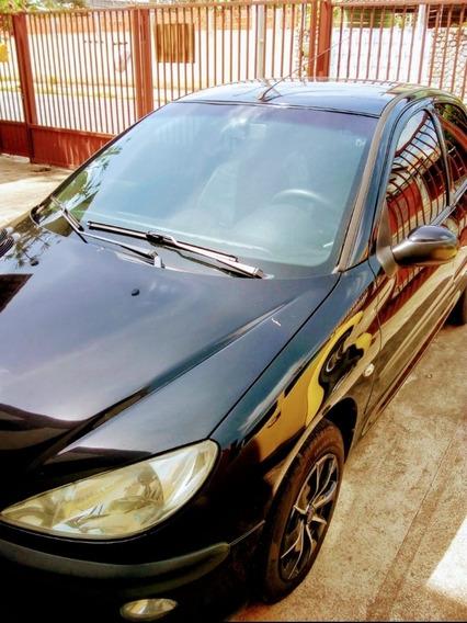 Peugeot 206+ 206 , 8v, Flex, 2008