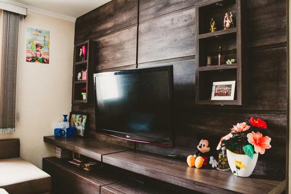 Apartamento Residencial Em São José Dos Campos - Sp - Ap0072_jsbr