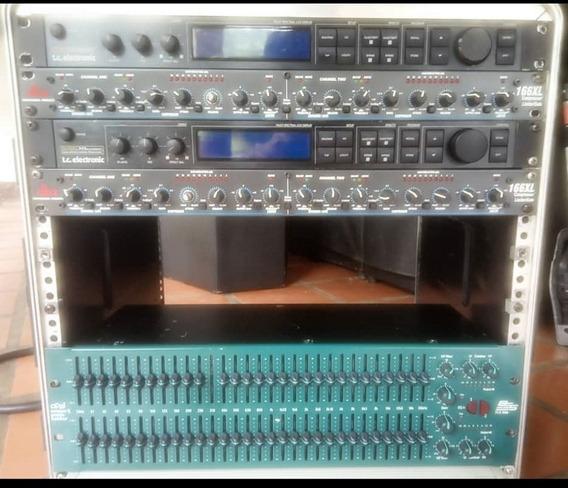 Compresor Limitador Dbx 166xl