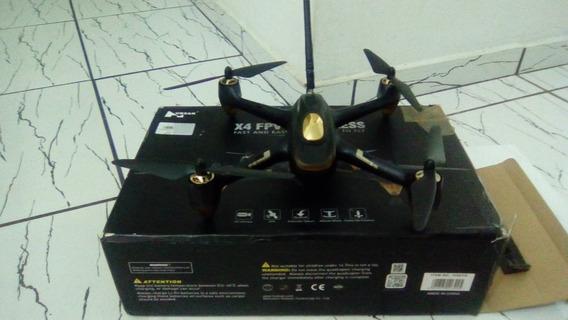 Drone Hubsan H501ss Com Varios Acessorios