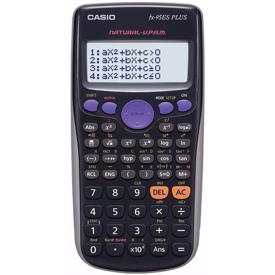 Calculadora Cientifica Casio Fx-95es Plus