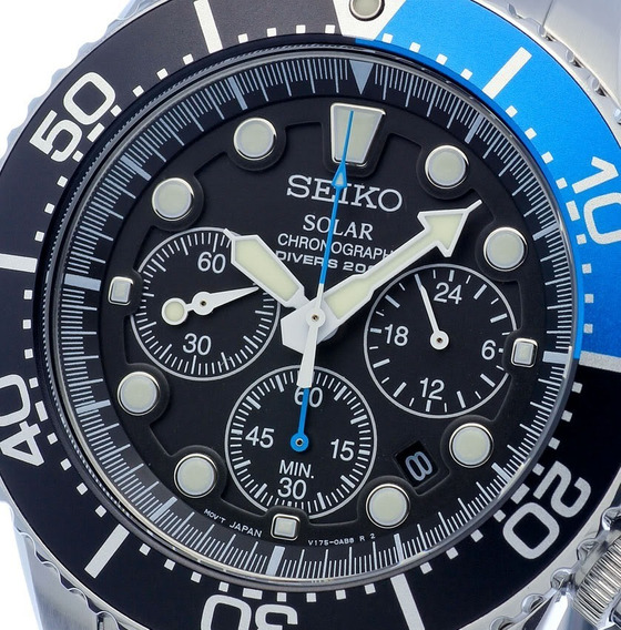 Seiko Prospex Solar Air Scuba Diver