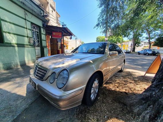 Mercedes-benz Clase E 3.2 E320 Cdi Elegance Plus At 2000
