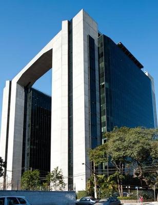 Laje Andar Comercial Para Locação, Chácara Santo Antônio (zona Sul), São Paulo - Lj0017. - Lj0017
