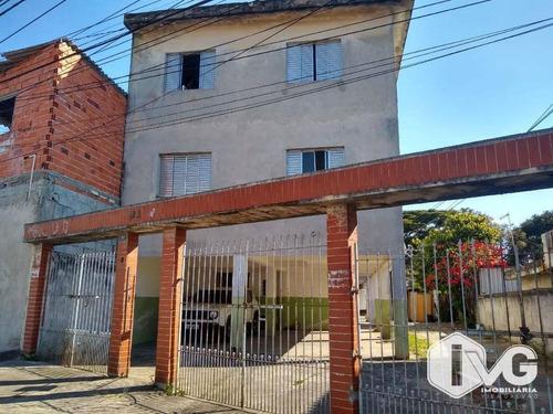 Imagem 1 de 14 de Prédio À Venda, 480 M² Por R$ 1.200.000,00 - Vila Nossa Senhora De Fátima - Guarulhos/sp - Pr0114