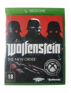 Wolfenstein The New Order Xbox One Nuevo Sellado
