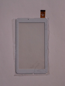 Tela Touch Screen Tablet Qbex Zupin Tx300 Tx340i Branco