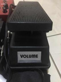 Pedal Guitarra Controle Volume Final Cadeia Blindagem Extra