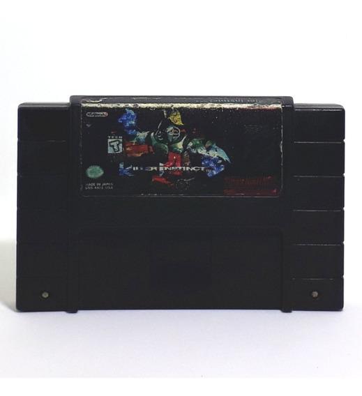 Killer Instinct Super Nintendo! Loja Física!