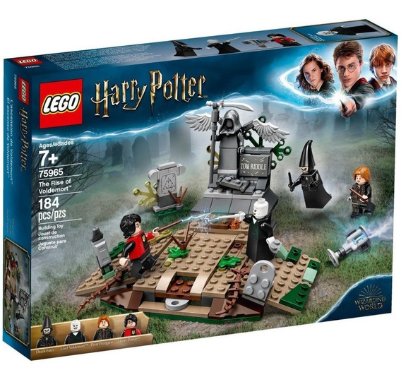 Lego Harry Potter - The Rise Of Voldemort