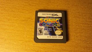 Sonic Colors Ds Original