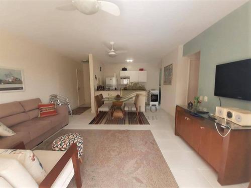 Apartamento Com 2 Dormitórios À Venda, 78 M² Por R$ 640.000,00 - Praia Das Astúrias - Guarujá/sp - Ap1051