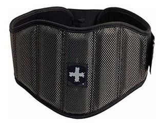 Cinturon Faja Pesas Crossfit Gym Harbinger 19 Cm Lumbar