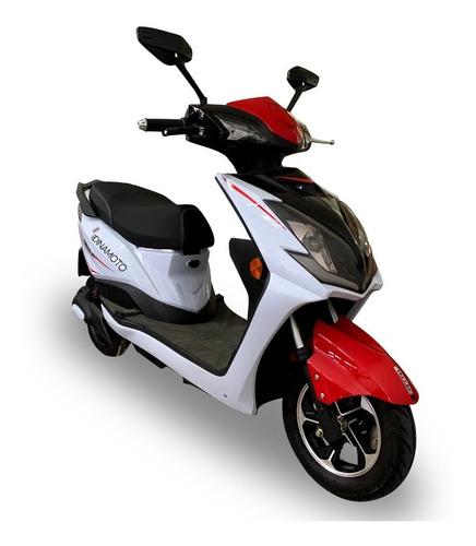 Moto Eléctrica Dinamoto Mod Guazubirá. 0km. Envíos A Todo Uy