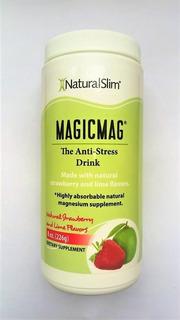 Magic Mag Citrato De Magnesio - Natural Slim Frank Suarez