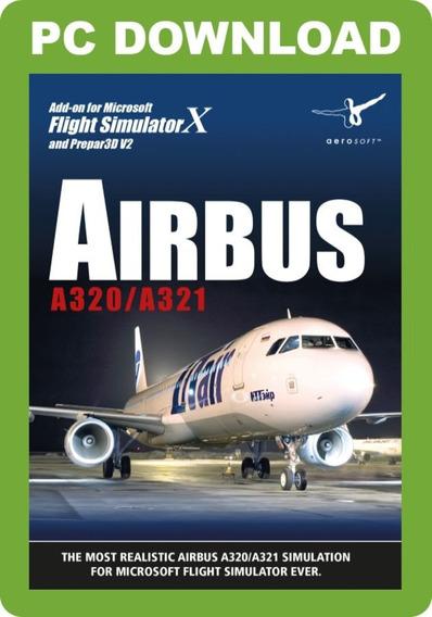Fsx/p3d V4 - Aerosoft Airbus A320/a321